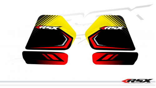 Kit d co karting rsx design for Deco karting