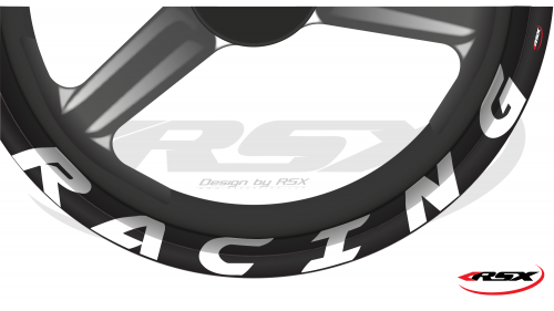 RACING MONOBRAS Wheel stripes