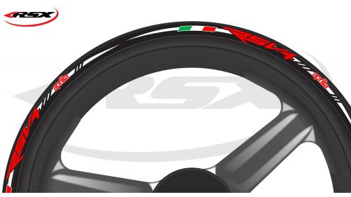 XXXX Wheel stripes