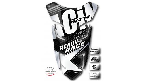 Protège réservoir KTM S1