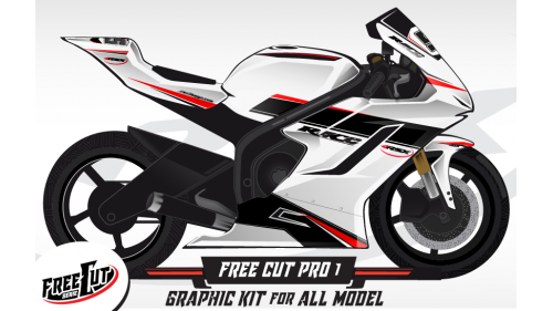 Graphic kit FreeCut Pro