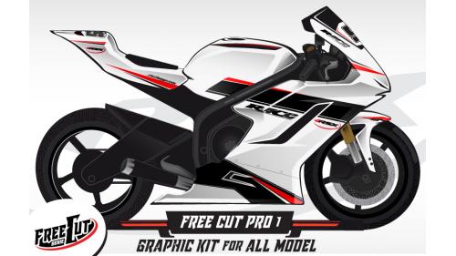 Kit déco FreeCut Pro