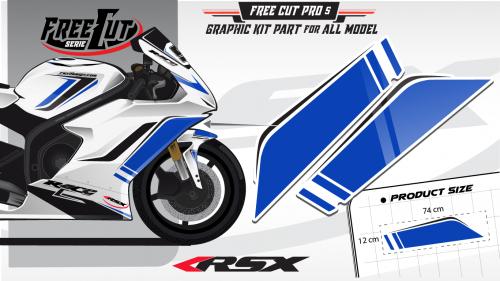 Flank F5 Graphic kit