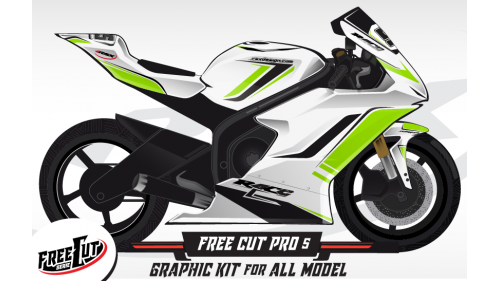 F5 Graphic kit FreeCut