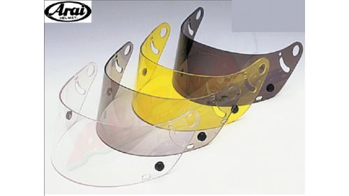 Clear helmet visor ARAI CK6, SK6/GP6