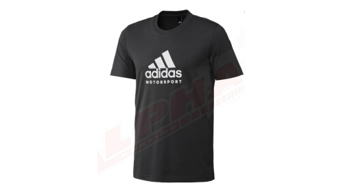 TEE SHIRT ADIDAS KARTING TEE BLACK