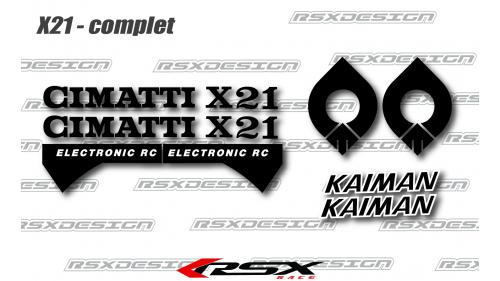 CIMATI_X21 KD