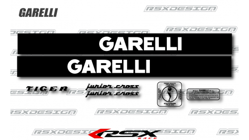 GARELLI CROSS 50