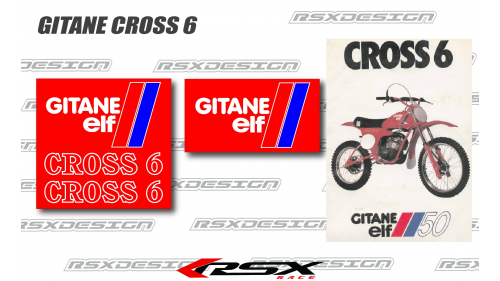 GITANE ELF CROSS 6
