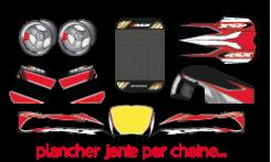 Plancher-Pare choc-Jante...