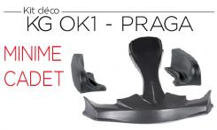 KG MK14 OK1 PRAGA MINIM-CADET