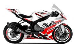 Pack Carénage BWM S1000RR 2015-18