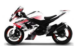 SUSUKI GSXR 1000 2005-06